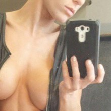 Sweet Lacey Barista Nude Leaks